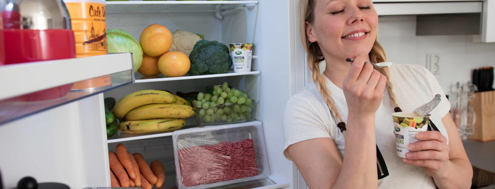 top 5 raaka-ainetta keittiössä